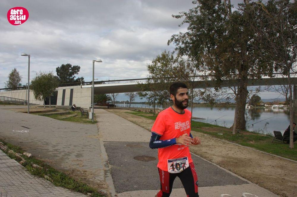 Galeria d'imatges de la 1a cursa urbana Sant Jaume d'Enveja (25/11/2018)