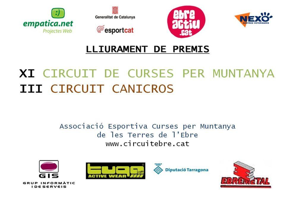 Cloenda circuits curses per muntanya i canicròs