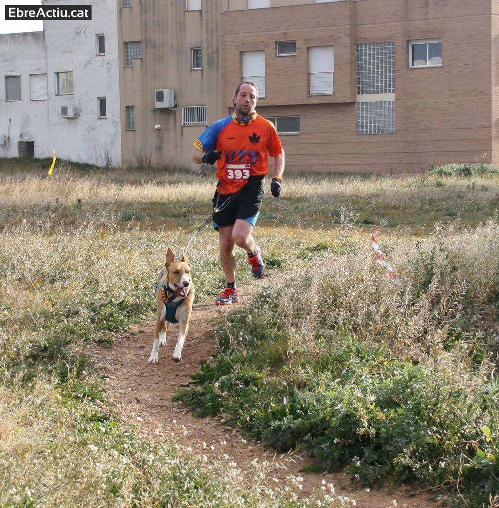 Galeria d'imatges de l'arribada 12è canicròs Les 2 Torres de Campredó - 10/2/2019