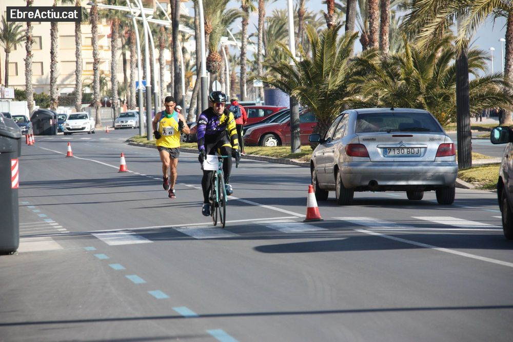 Galeria d'imatges de la 30a Mitja Marató de la Carxofa 17/02/2019
