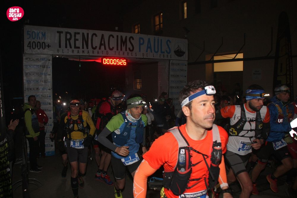 Imatges 7a ultramarató Trencacims Paüls (1/3)