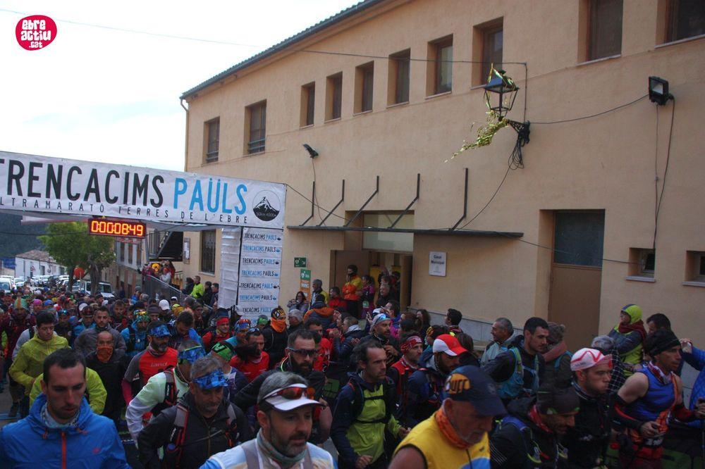 Imatges 5a mitja marató Trencacims Paüls (1/2)