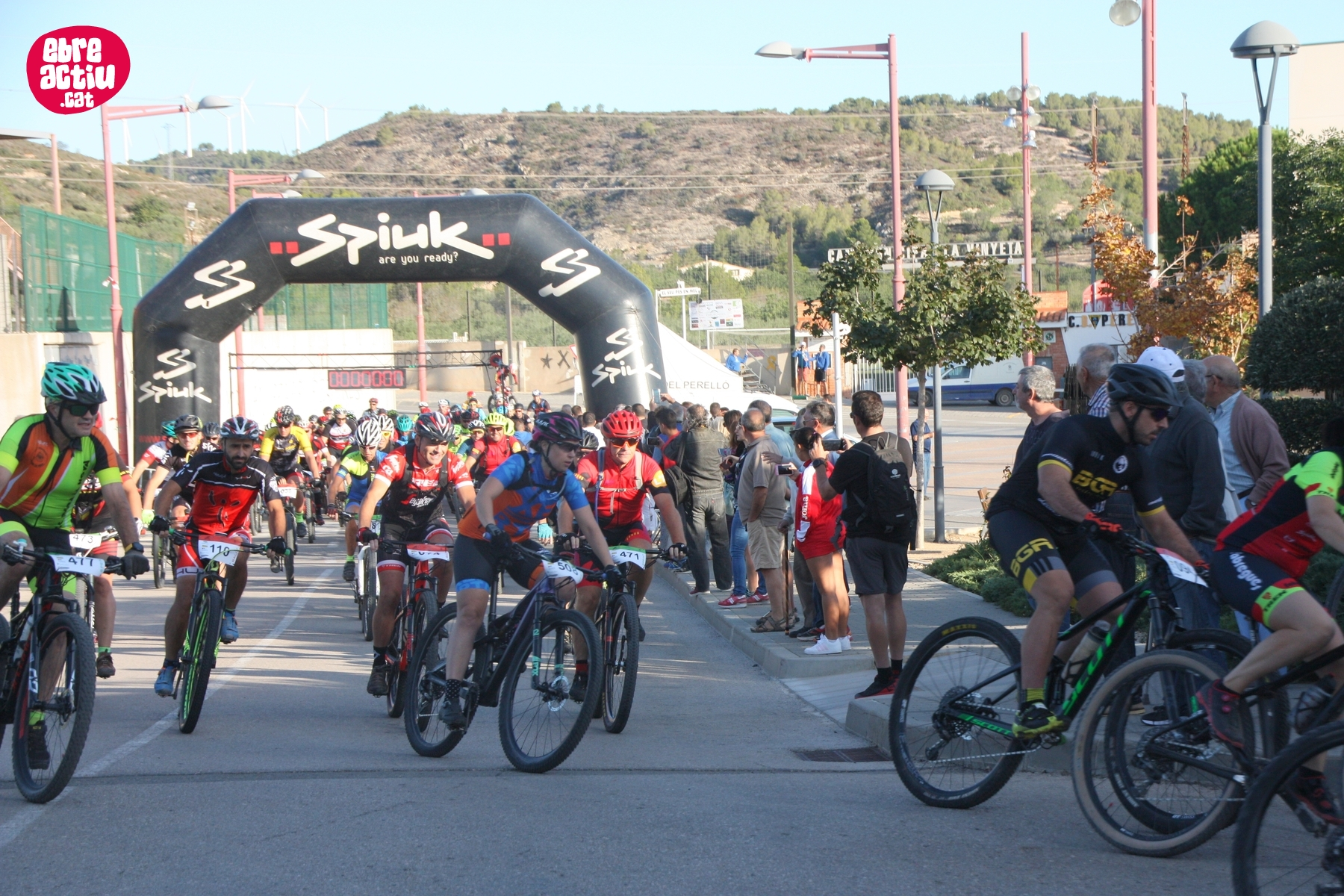 Fotos de la 4a Emburgada Bike Race del Perelló (8/9/2019)