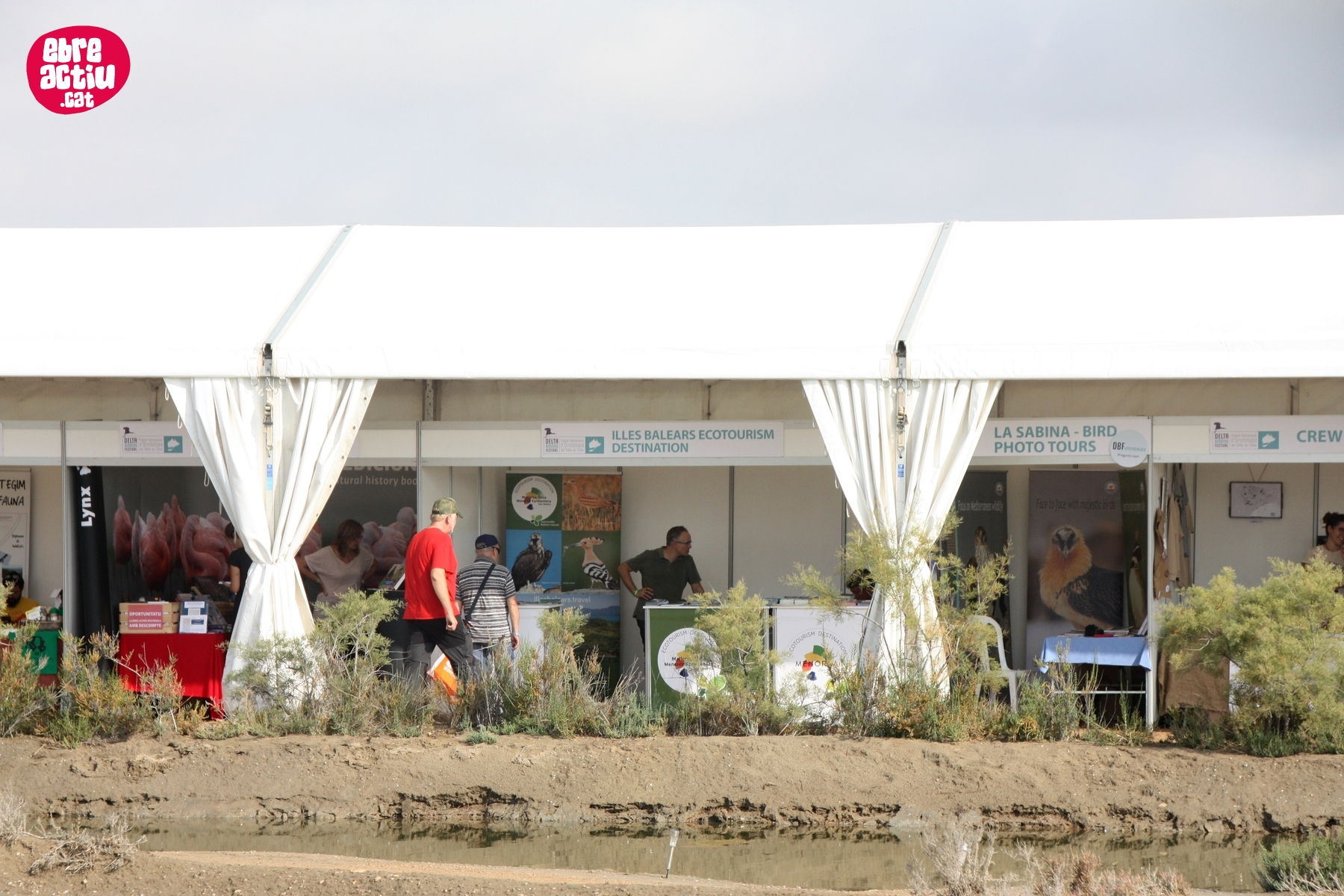 Fotos del 6è Delta Birding Festival (Món Natura Delta, Amposta 15/9/2019)