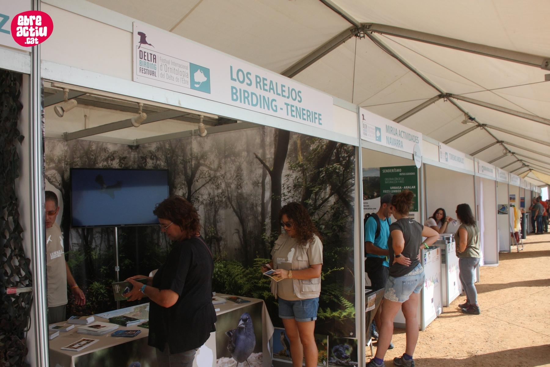 Fotos del 6º Delta Birding Festival (Món Natura Delta, Amposta 15/9/2019)