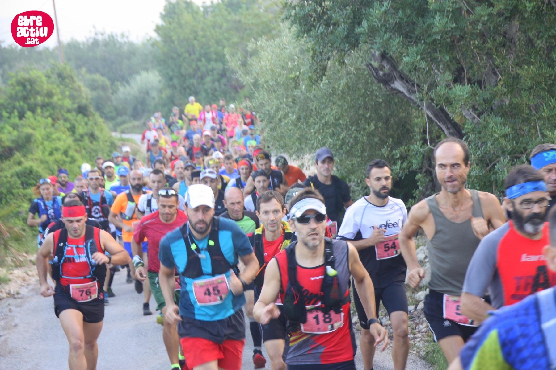 Fotos de la 13a Pujada al Montsià (Alcanar, 29/9/2019)