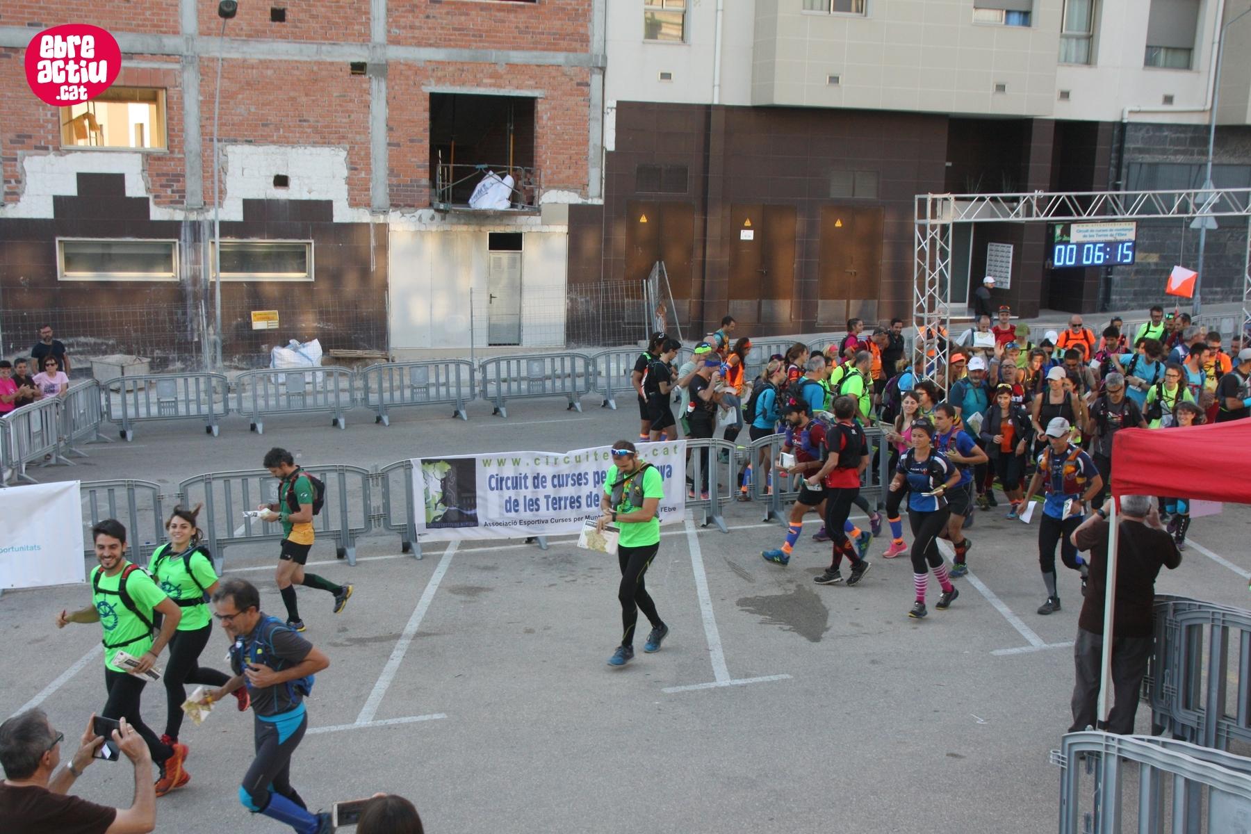 Fotos de la 3a Rogaine Serra de Montsià (La Ràpita, 6/10/2019)