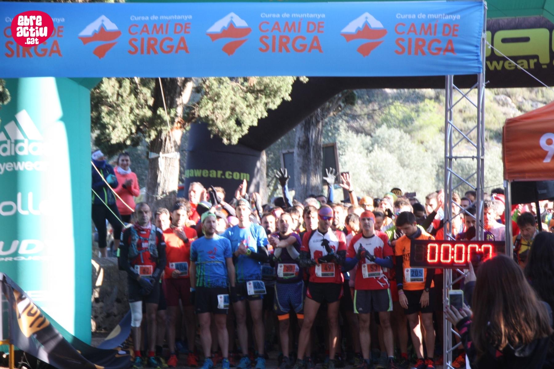 Fotos de la 10a Cursa Camí de Sirga (Móra d'Ebre, 10/11/2019)