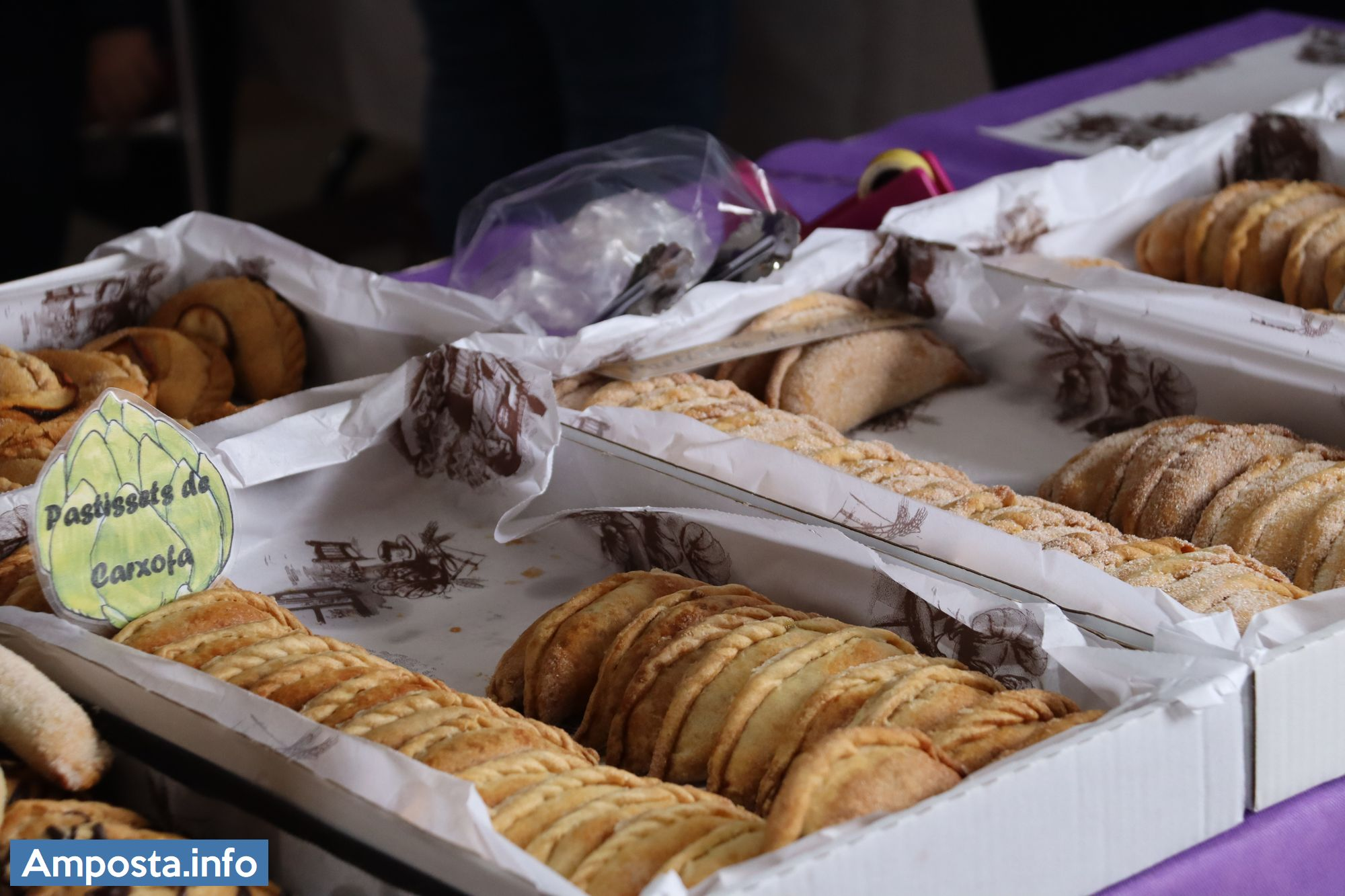 La Festa de la Carxofa i de l'Arròs d'Amposta serveix més de 6.000 degustacions