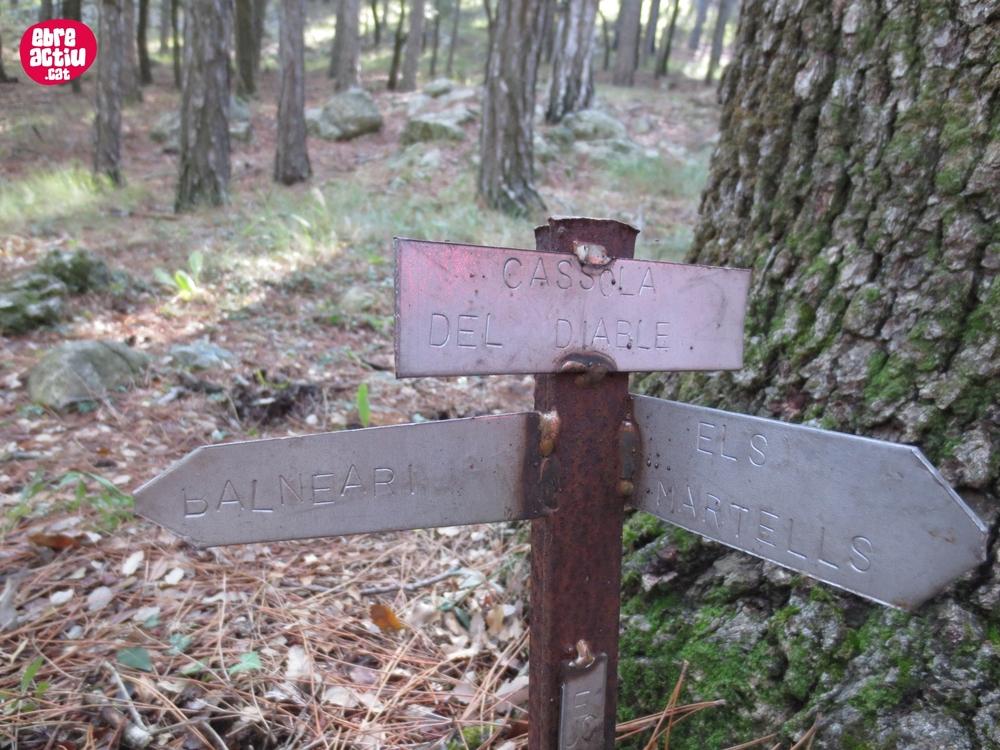 Us apropem el territori a casa: la serra de Cardó